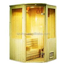 Oceanic traditional sauna shower cabin for turkish bath, sauna room