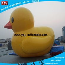 high quality inflatable advertising cartoon/outdoor advertising inflatable duck