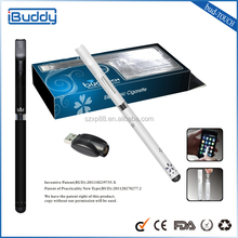 2015 fashional e cigarette bud touch dry herb vape pen from buddy