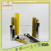 Aluminum Tube For Packing Hair Coloring Cream