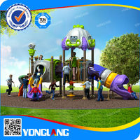 Eco friendly Outdoor playground kids games for amusement children