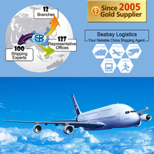 Professional air cargo freight shipping from China to riga