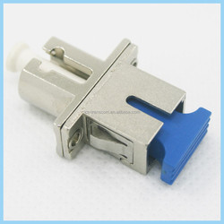 SC LC Hybrid adapter/ SC to LC fiber Optical adapter/ high return loss low insertion loss SC LC Optical Fiber Adapter