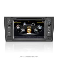 "7"" HD monitor car radio dvd gps navigation for Audi A6"