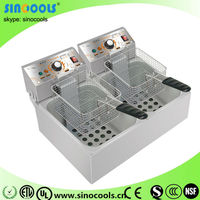 Famous manufacture domestic electric fryer electric