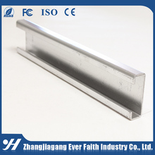 High Quality Not Perforated Perforated Standard Size C Channel Purlins Specification