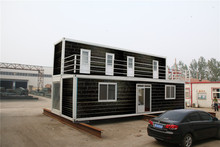 Modern cost flexible size latest low cost modular office manufactured house