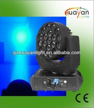 2015 Hot Moving Head Lights Type Professional Mac Aura Compact LED Moving Head Light