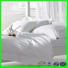 wholesale plain white hotel bedsheet,hotel bed cover