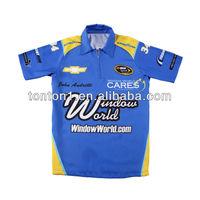 2013 hot-sale custom motorcycle racing shirt