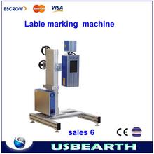 New Mini 30W CO2 laser inkjet printer marking machine road marking machine co2 laser marking machine