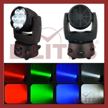 mini moving head led,samll zoom&wash rgbw 4in1 m0ving light,7*15W event show light