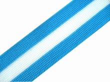 Elastic band webbing flexible strap stripe fabric