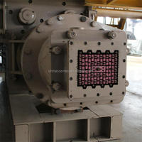 made in china fully automatic portable hollow block machine