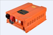 solar dc to ac power inverter 12000W 48v with 40A solar charge controller