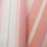 100% Cotton Yarn Dyed Woven Twill Stripe Fabric