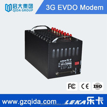 3G wireless evdo modem GPRS SMS networks for data transfer with AT Command QE80