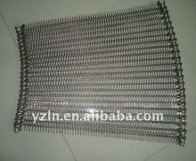 wire conveyor belt for cooling food processing ( bread , ice cream )