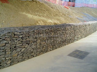 Garden welded gabion box, Welded gabion stone cage box, Welded gabion Factory (china )