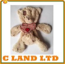New cute unstuffed teddy bear unstuffed toy toy skin