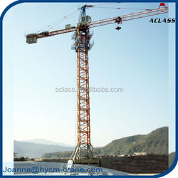 Widely used most popular travelling tower crane qtz(5013)