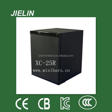 Jielin factory from 25L to 40L without compressor hotel refrigerator