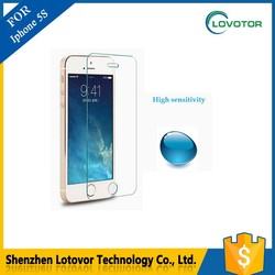 100% Clear Glass Screen Protector for lenovo