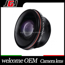 Screw-in 37mm Profesional Super Pro 0.21X Fisheye Lens for Olympus Nikon Canon