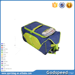 fashion weekend travel bag with shoes compartment,hard case golf travel bag,pattern sports bag