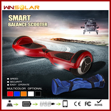 China wholesale hot selling electric scooter for kids two wheels self balancing scooter