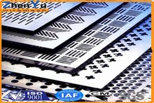 different styles of Perforated mesh (CE&ISO9001)