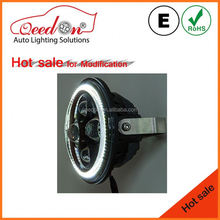 Qeedon wholesale emark dot black and pink car wheel clamp