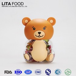 OEM Fruit Jelly with Bear Toys