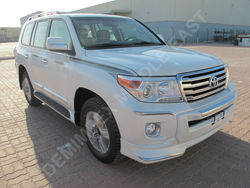 New Car Toyota Land Cruiser 2014 Exclusive