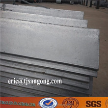 Hot dipped galvanized structural steel angle weight