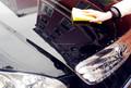 Ventas calientes! lavado de coches esponja / esponja de lavado de coches con detergente