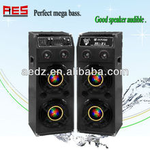 professional wireless audio active bluetooth 10 inch subwoofer speaker with fm radio