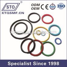 VITON black silicone rubber o ring seals