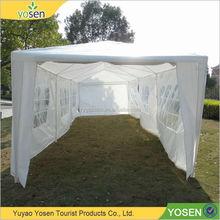 Modern outdoor metal outdoor garden gazebo party tent canopy
