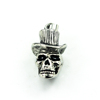 Thickness Stainless Steel High Quality Vintage Designs Men's Skull Pendants