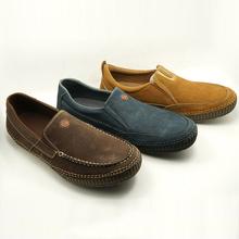 abundant shoes styles fashionable design sample free men leather casual shoes online