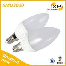 Hot Sale 3 Watt Led Bulbs E14 / New E14 Led Bulbs / 3W Candelabra Led Bulbs