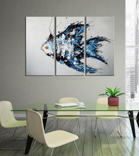 Original Created Wall Decor Stretched Oil Paintings