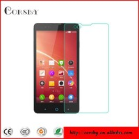 0.2mm 2.5D 9H Anti-Explosion Tempered Glass Screen Protector Film For ZTE V5