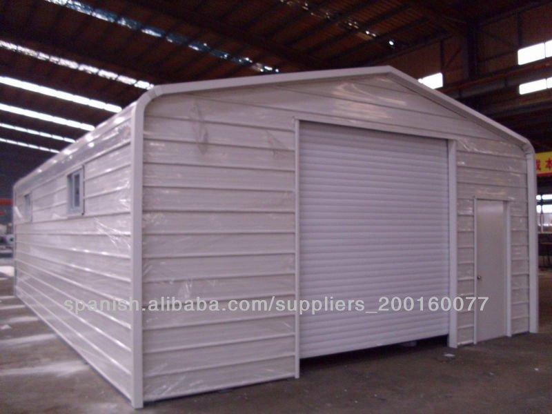 Estructuras metalicas para cocheras prefabricadas - Precio estructura casa ...