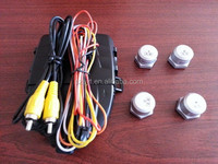 Hot and low price wireless tire pressure monitoring system external tpms with 4 sensors