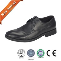 mens office leather shoes / new branding mens formal office shoes
