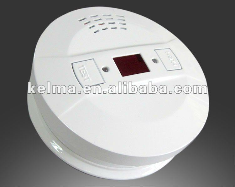 wireless smoke detector. Black Bedroom Furniture Sets. Home Design Ideas