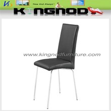promotion soft PU used hotel dining chairs