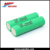 Best samsung inr18650-25r lithium primary batteries excellent samsung 25r flat battery pack